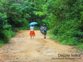Camino a Dois Rios